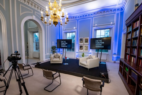 Virtual Events at {10-11} Carlton House